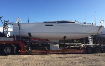 Un nouveau DEHLER 34 livré sur Port Camargue