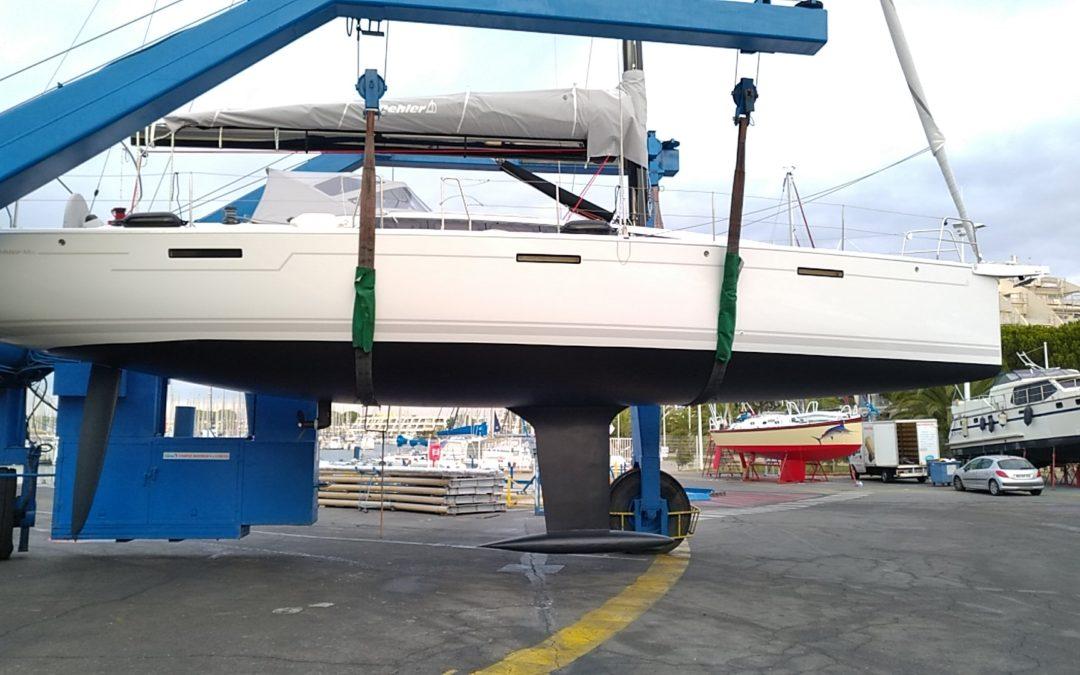 Un nouveau DEHLER 46C livré à Port Camargue