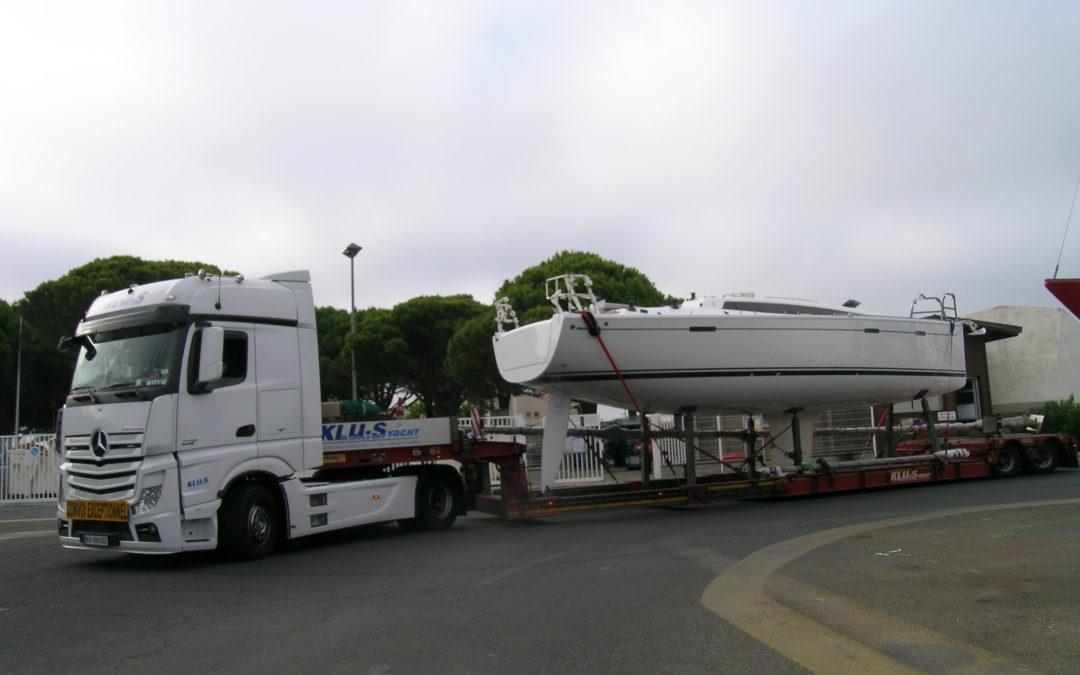 Un nouveau DEHLER 38 à Port Camargue