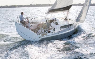 DEHLER 34 livré sur Port Camargue